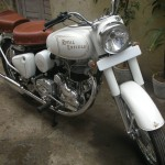 Royal Enfield Bullet - 1977