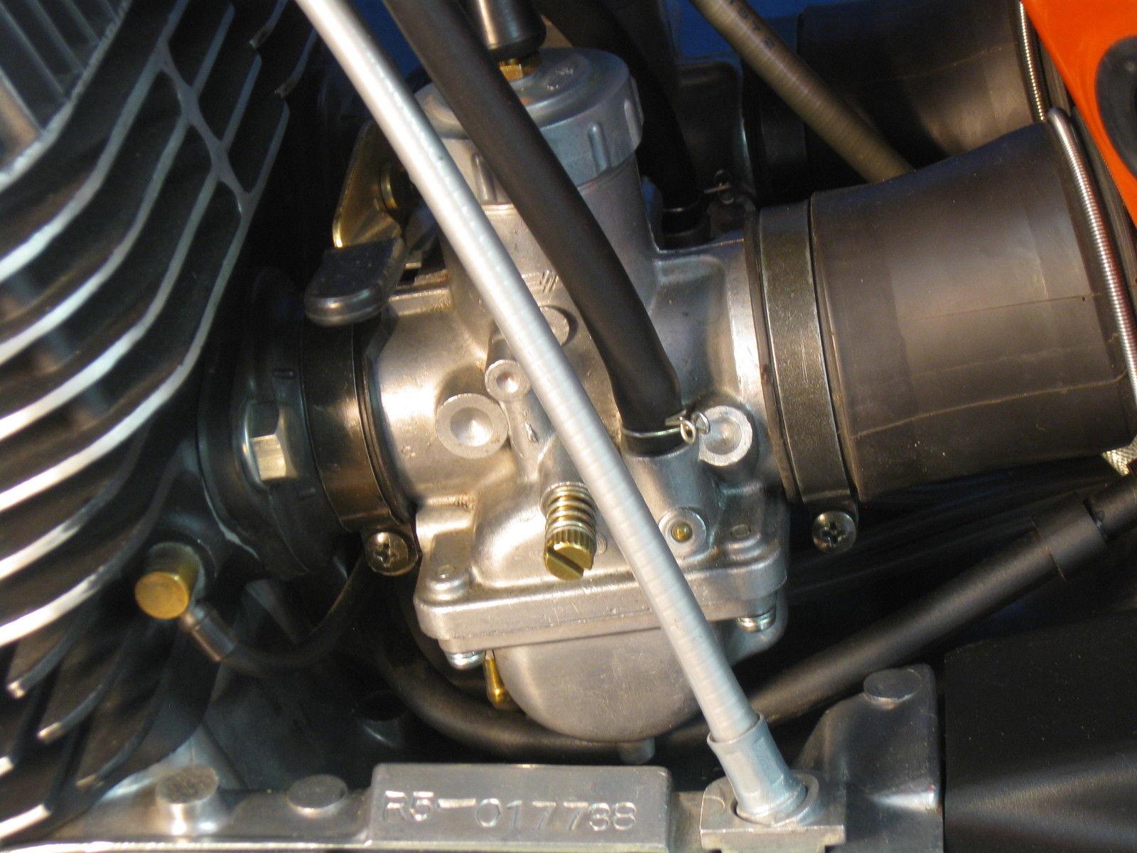 Yamaha R5 350 - 1971