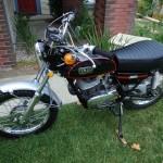 Yamaha RT1 Enduro 360 - 1971