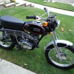 Yamaha RT1 Enduro 360 - 1971