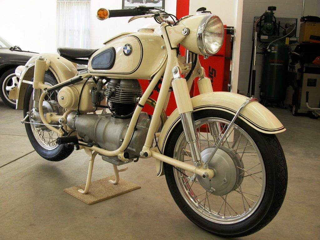 Restored Bmw R27 1966 Photographs At Classic Bikes