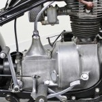 BMW R35 - 1948 - Kick Start, Engine and Gearbox.