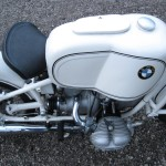 BMW R69S - 1966 - Large Touring Tank, Saddle and Cylinder Head.