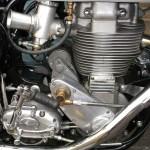 BSA Gold Star - 1955 - 1957 DBD 500cc engine, Amal Carburettor and Kick Start.