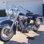 Harley-Davidson FLH Duo Glide - 1960