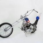 Harley-Davison Easy Rider Replica - 1956 - Peter Fonda Replica.