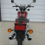 Honda CBX1000 - 1979 - Rear Fender, Rear Light and Indicators.