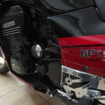 Kawasaki GPZ900R - 1989 - Engine, Footrest and Side Panel