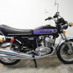 Kawasaki H2 750 - 1975 - H2C Widow Maker.