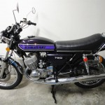 Kawasaki H2 750 - 1975 - Purple H2C, Widow maker.