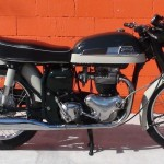 Norton Dominator 88 - 1960 - Engine, Frame, Fuel Tank and Seat