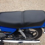 Suzuki GT250X7 - 1979 - Seat, Seat Trim and Side Panel.