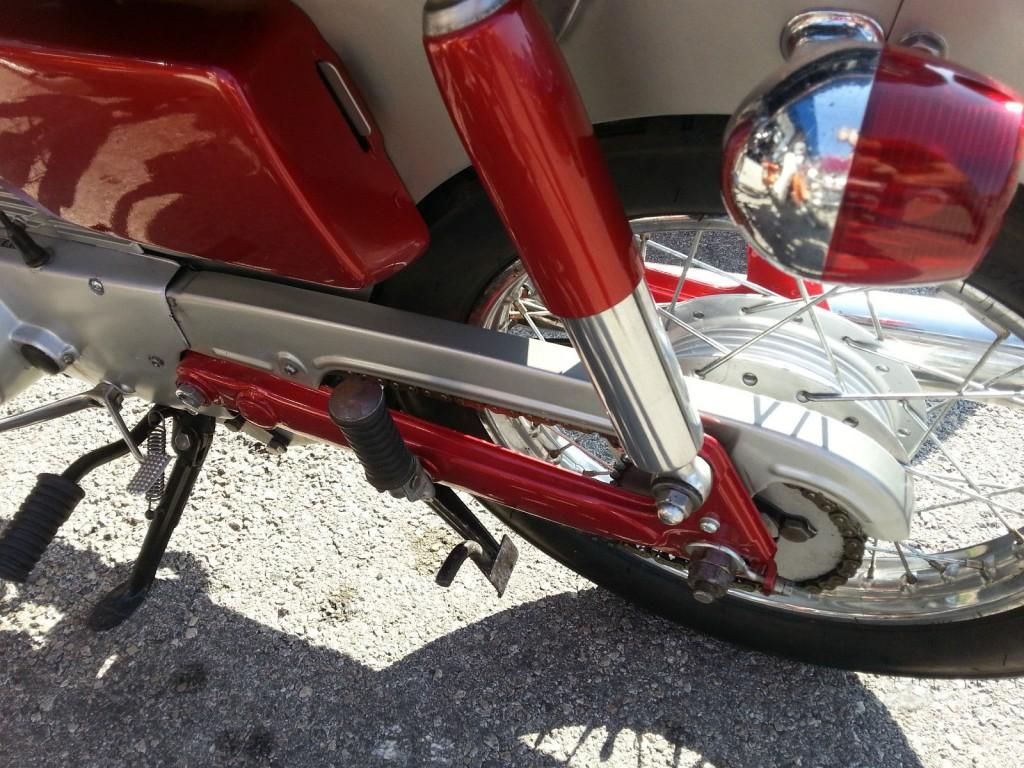 Yamaha Ya6 1966 Restored Classic Motorcycles At Bikes Restored Bikes Restored