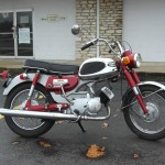 Yamaha YA6 - 1966 - Yamaha Injection System.