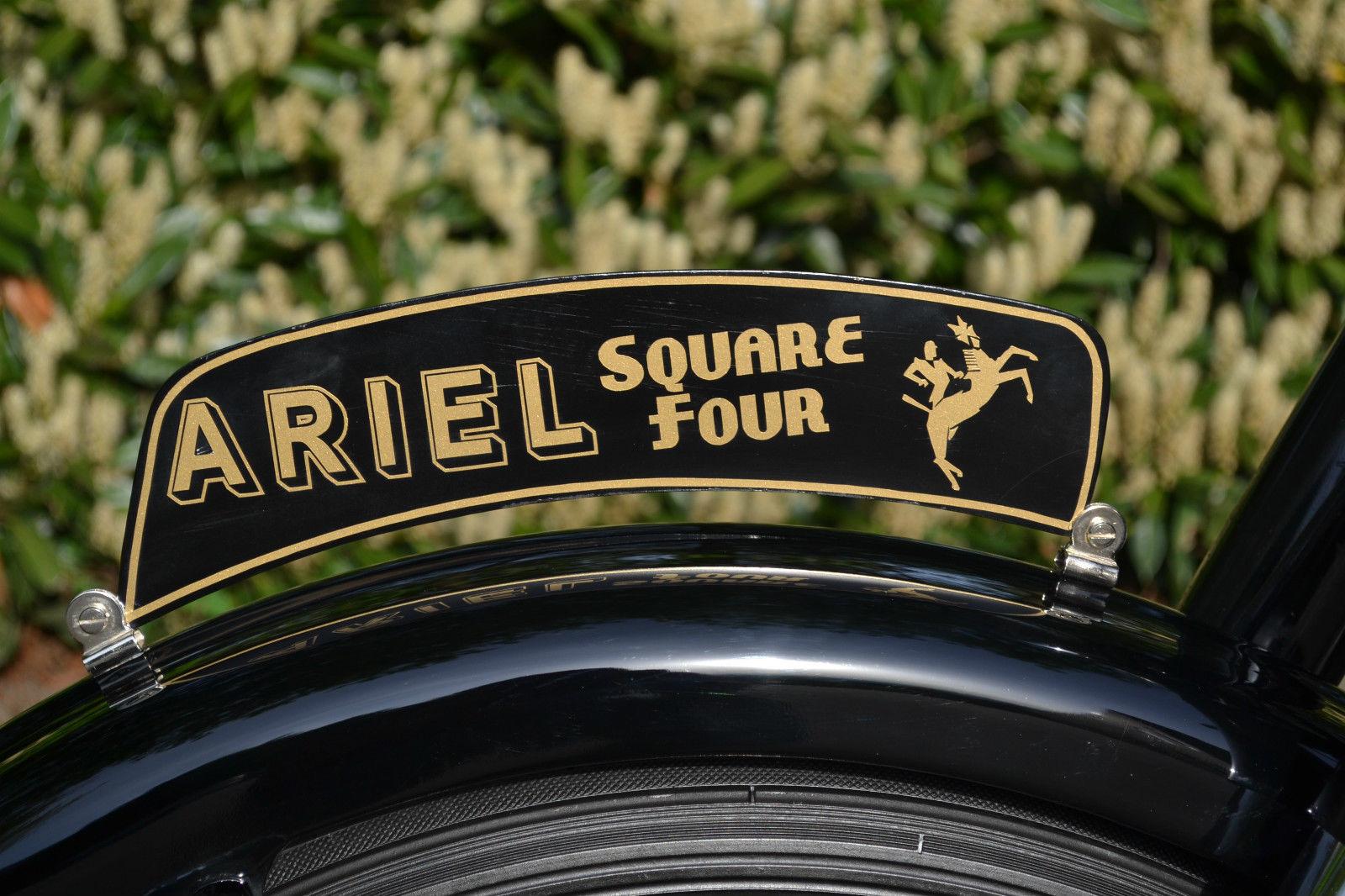 Four Square Court (1952)