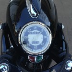 BMW R60/2 - 1967 - Lights, VDO Speedo and Headlight Shell.