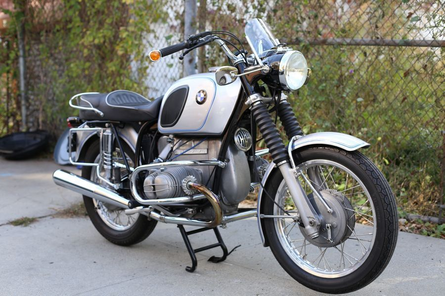 bmw r75 5 1971 restored classic motorcycles at bikes restored bikes restored. Black Bedroom Furniture Sets. Home Design Ideas