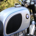 BMW R75/5 - 1971 - BMM Roundel, Gas Tank and Cap.