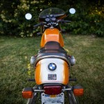 BMW R90S - 1975 - Tail Piece, Indicators, Seat and Light.