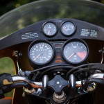 BMW R90S - 1975 - Steering Damper, Speedo, Tacho, Handlebars, Cables and Lights.