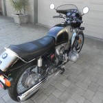 BMW R90S - 1976 - Tail Piece, Seat, Tank and Grab Rail.