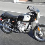 BMW R90S - 1976 - Seat, Tank, Fairing, Screen and Headlight.