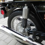 BMW R90S - 1976 - Shaft Drive, Rear Bevel, Rear Shock Absorber.