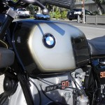 BMW R90S - 1976 - Gas Tank, BMW Badge, R90S.