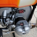 BMW R90S - 1976 - Engine Detail, Carburettor, Cylinder Head and Valve Cover.