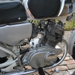 Honda CB160 Sport - 1969 - Kick Start, Gearbox and Footrest.