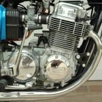 Honda CB750 K1 - 1970 - Kick Start, Brake Pedal and Points Cover.