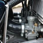 Kawasaki S3 400 - 1974 - Kick Start, Carburettors, Inlet Rubber, Mixture Screw and Throttle Cables.