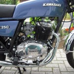 Kawasaki Z250 - 1980 - Engine and Gearbox, Motor and Transmission.
