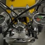 Norton Commando S-Type - 1969 - Clocks, Speedo, Tacho and Headlight.