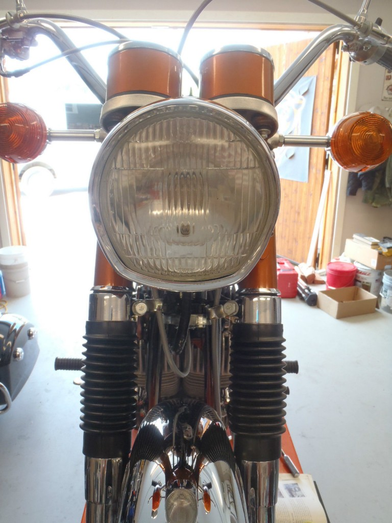 Top Five Vincent Spares Company Bikes For Sale - Circus