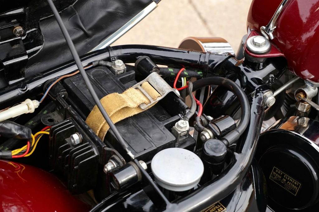 triumph bonneville wiring diagram restored    triumph       bonneville    t120r 1970 photographs at  restored    triumph       bonneville    t120r 1970 photographs at