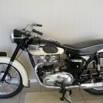 Triumph Tiger T110 - 1958