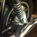 Yamaha XS1100 - 1980 - Stainless Exhaust System, Shaft Drive and Shock Absorber.