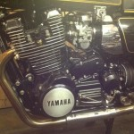 Yamaha XS1100 - 1980 - Engine and Gearbox.