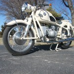 BMW R50 - 1959 - Engine and Gearbox, Frame and Forks.