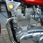 BSA Rocket 3 - 1969 - Engine and Gearbox, Motor and Transmission, Cylinder Head, Engine Case and Carburettors.