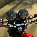 Honda CB750K0 -1969 - Clocks, Speedo and Tacho, Handlebars and Flashers.