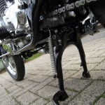 Honda CB360 - 1979 - Centre Stand and Spring.
