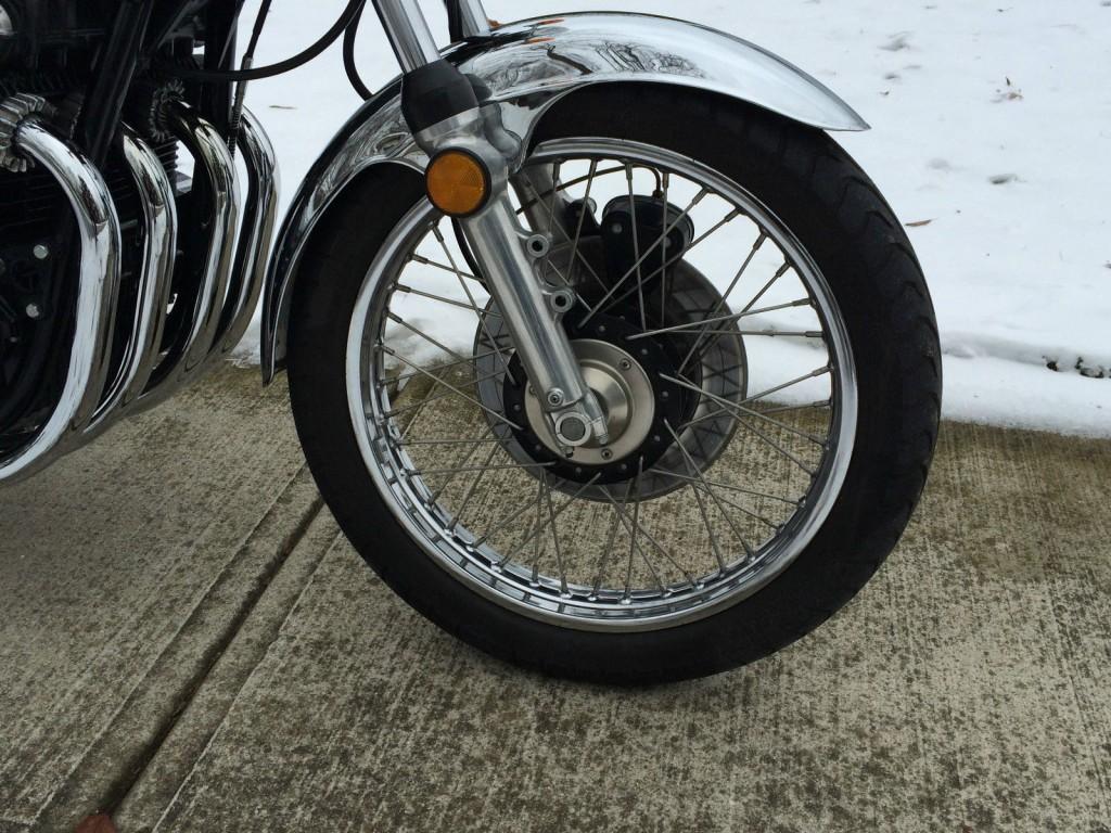 Kawasaki Z1r 1978 Restored Classic Motorcycles At