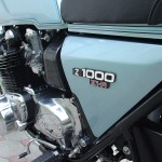 Kawasaki Z1R - 1978 - Side Panel, Carburettors, Sprocket Cover and Airbox.