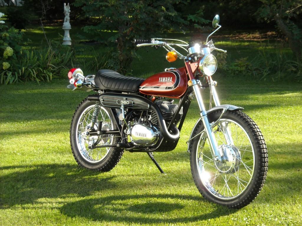 1972 1973 yamaha 360 enduro pictures to pin on pinterest for Yamaha 360 enduro