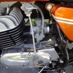 Yamaha DT1 - 1971 - Fuel Tap, Carburettor, Motor and Transmission.