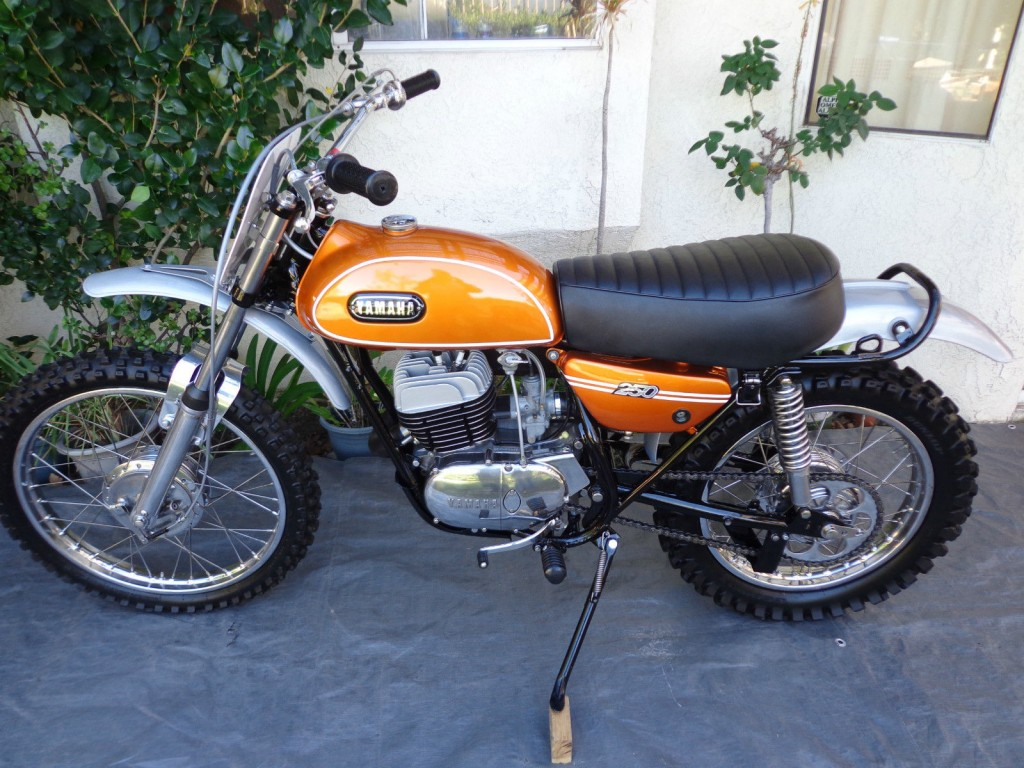 1969 yamaha dt1 250 gallery for Yamaha dt 250 for sale