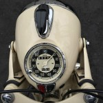 BMW R27 - 1965 - Speedo, Headlight, Switch and Lights.