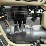 BMW R27 - 1965 - Engine and Gearbox, Motor and Transmission.